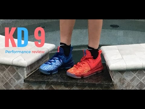 nike kd fire and ice Kevin Durant shoes
