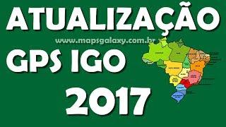 Atualização GPS 2018 - IGO Amigo - Primo e IGO8 + Download Mapas