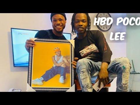 Download Nigeria Best Dancer Poco Lee celebrates His Birthday Today