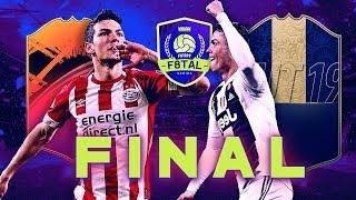 FINAL de F8TAL RONALDO TOTY | DjMaRiiO vs Julius FGU