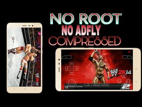 How to download install wwe 2k14 psp android game (Hindi/Urdu)
