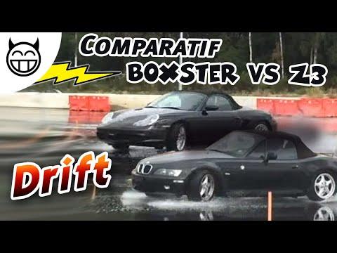 Drift En Boxster 986 Ou BMW Z3,ça Donne Quoi ?