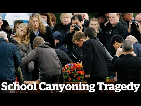 School Canyoning Tragedy | Students Swept Away