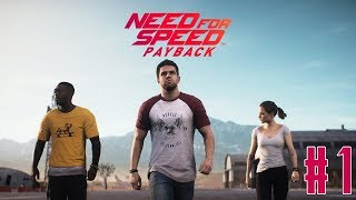 HIZLI VE ÖFKELİ TADINDA ! | Need For Speed Payback Türkçe Bölüm 1