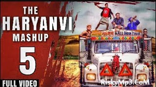 The Haryanvi Mashup 5 - Lokesh Gurjar   Gurmeet Bhadana   Desi King
