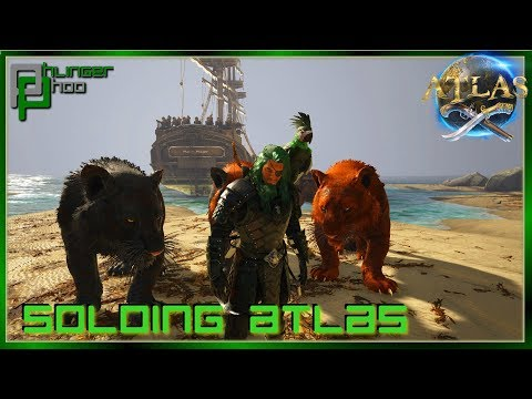 WE'RE GOING TIGER HUNTING! Soloing Atlas 28