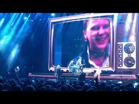 DEF LEPPARD Live O2 Arena LONDON 2018