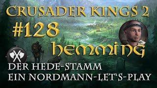 Let's Play Crusader Kings 2 – Der Hede-Stamm #128: Hinter den Mauern (Rollenspiel/deutsch)