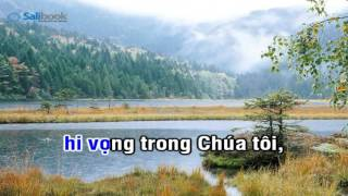 [Karaoke TVCHH] 192- ĐẶT NIỀM TIN NƠI CHÚA - Salibook
