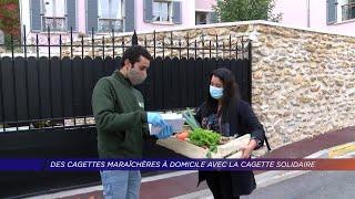 Yvelines | Des cagettes maraîchères directement à domicile avec La Cagette Solidaire