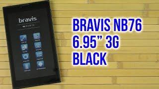 Розпакування Bravis NB76 6.95