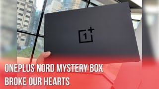 OnePlus Nord Mystery Box...Unboxed!