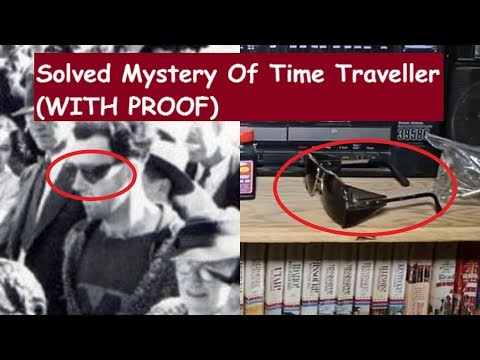 REAL TIME TRAVELLER WITH PROOF 2018