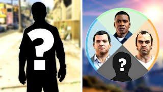 إفتح الشخصية السرية الرابعة الرسمية في جي تي أي 5 | GTA V Secret 4th Character