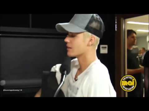 Justin Bieber Says His Relationship With...