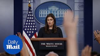 White House denies Trump 'declaration of war' on North Korea - Daily Mail