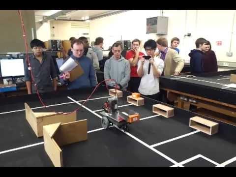 Cambridge University Engineering Department, IDP, Team 103, 2013 Lent term