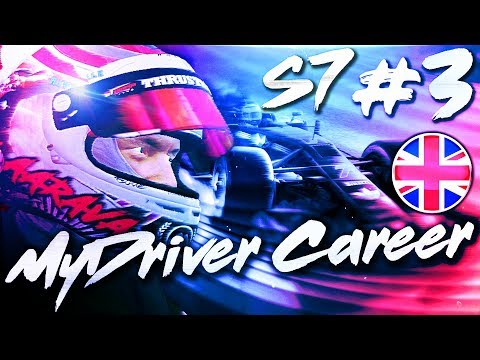 RACE TIPPED ON IT'S HEAD! - F1 MyDriver Career S7 Part 3: Britain