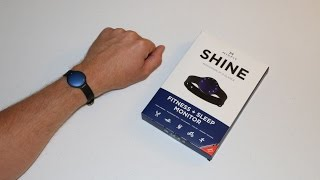 misfit shine fitness tracker review