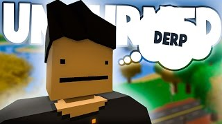 Is This Vincent??? - Unturned Alpha Valley ARENA Funny Moments w/ Qaswasred