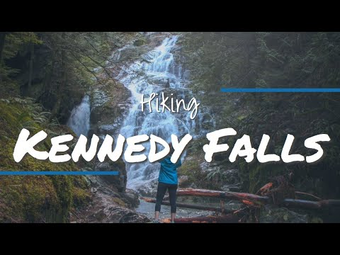 KENNEDY FALLS: Hiking The Big Cedar Trail In North Vancouver!
