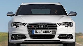 Audi S6 C7 2012 универсал