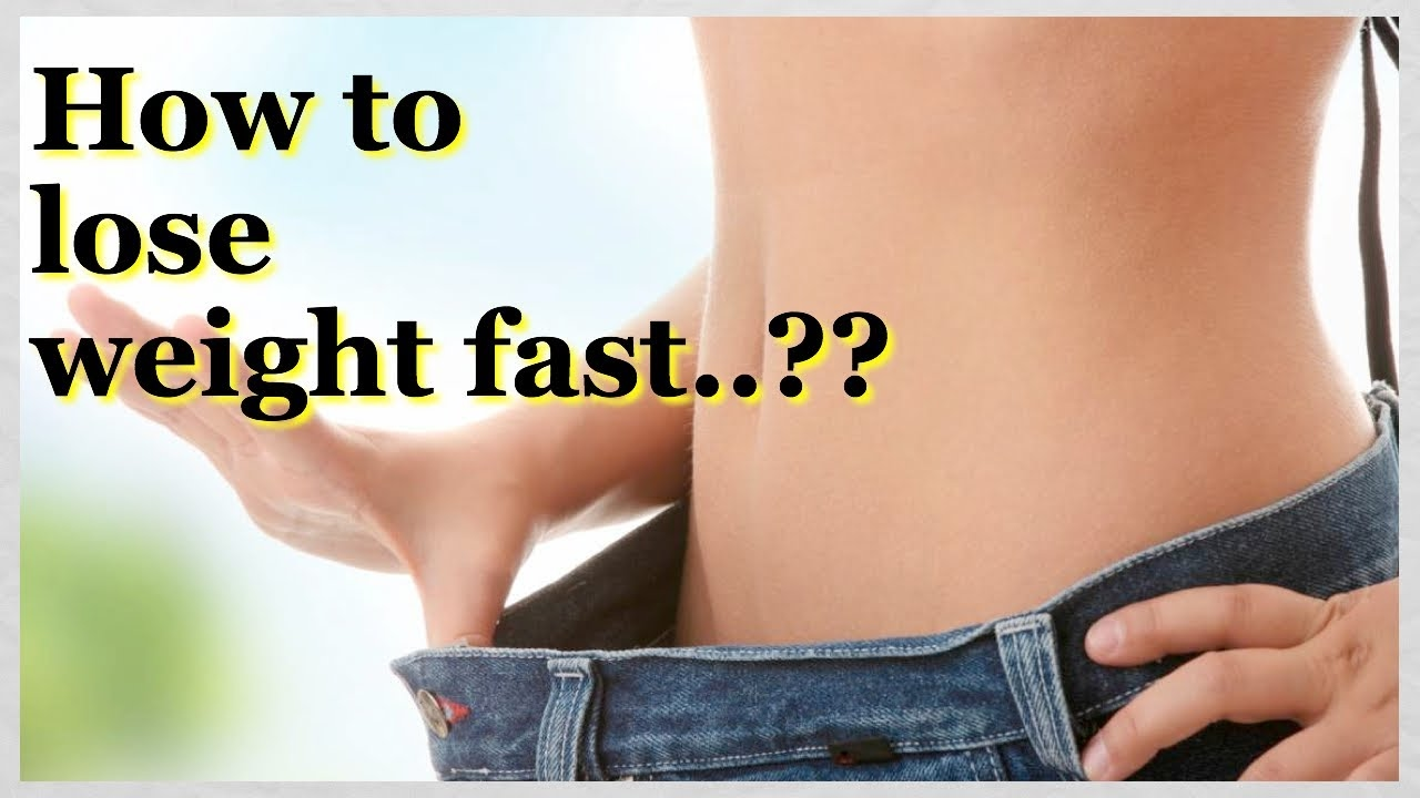 how to lose weight A simple 3-step plan to lose weight fast, along with numerous effective weight loss tips all of this is supported by science (with references.