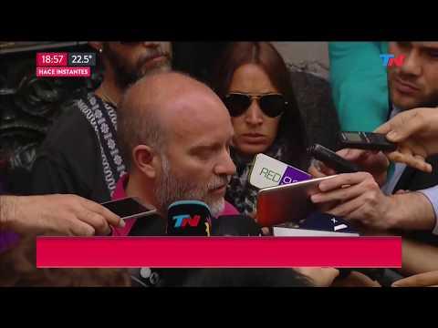 Así confirmaba Sergio Maldonado que es el cuerpo de Santiago