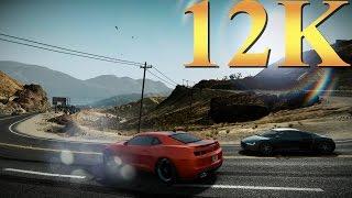 Need for Speed The Run 12K Gameplay Titan X Pascal 3 Way SLI PC Gaming 4K | 5K | 8K and Beyond