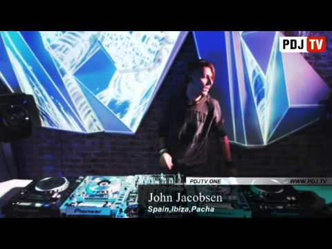 PDJTV ONE John Jacobsen promodj com