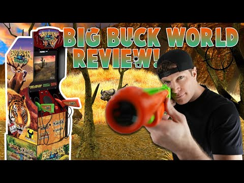 Arcade1Up Big Buck World Review! from COOLTOY