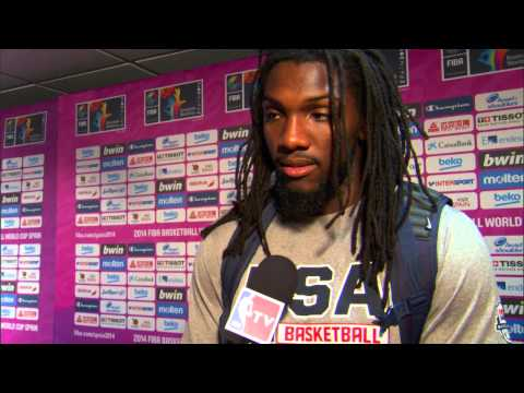 Kenneth Faried Talks About The Win vs Mexico