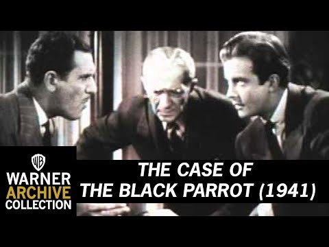 The Case of the Black Parrot (Original Theatrical Trailer)