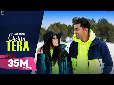 Chehra Tera : Jass Manak (Official Song) Romantic Songs |GKL | Geet MP3