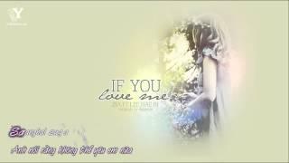 [Y-heaven.net] If You Loved Me - Zia & Lee Hae Ri (Davichi)