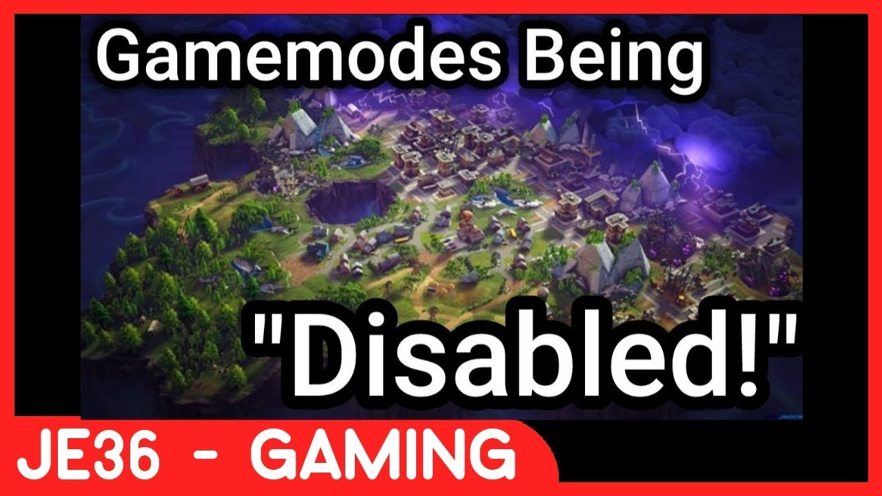 gamemodes being disabled in fortnite battle royale glitch - fortnite oceania duos disabled 2019