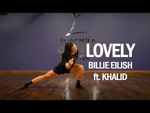 Lovely - Billie Eilish ft Khalid - Lyrical - Sharmila Dance Center thumbnail