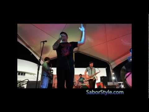 The Scorseses at the Houston Oktoberfest Presented by Sabor & Style