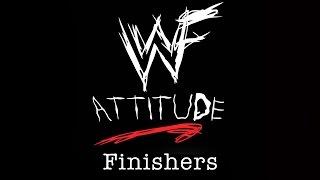 WWF Attitude Finishers