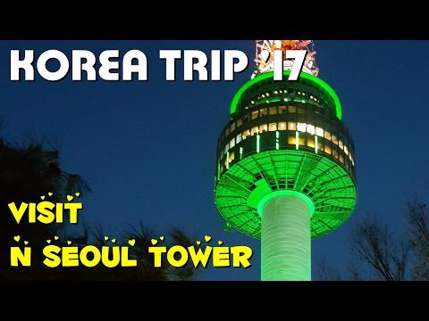 VISIT N SEOUL TOWER