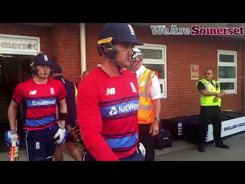 Taunton's IT20 - An Exclusive Look at England vs South Africa