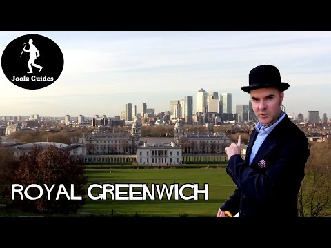 London History Walking Tour - Royal Greenwich
