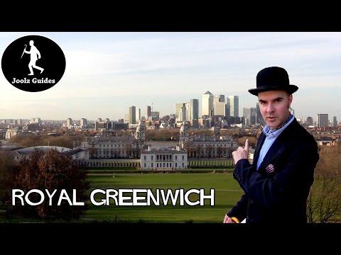 London History Walking Tour - Royal Greenwich