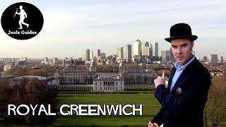 Quirky London Walks 3 - Buying a home in Greenwich