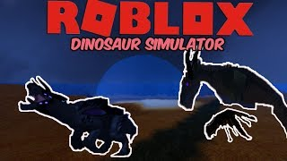 (Roblox Dinosaur Simulator) They're Gonna Kill Me Because Of The Beam!