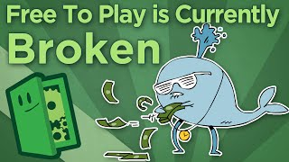 Extra Credits - Free to Play Is Currently Broken - How High Costs Drive Players Away from F2P Games(Subscribe for new episodes every Wednesday! http://bit.ly/SubToEC Squeezing money from their highest spending players causes most free to play games to ..., 2014-09-03T14:01:58.000Z)