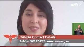 Colorectal Cancer Awareness - Lerato Monyatsi CANSA Association- SABC HealthTalk Nov2020