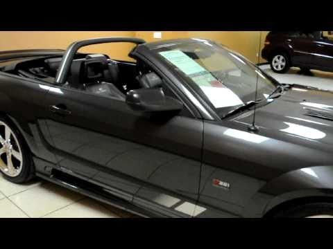 2007 Mustang Saleen Gray S 281 Supercharge Convertible Super Clean!! $ 32,986.00