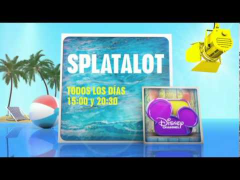 Disney Channel Spain - Continuity (24.08.2013)