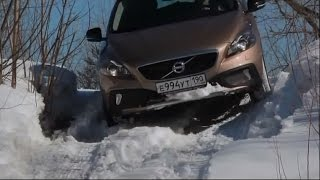 Volvo V40 Cross Country / Grand-тест
